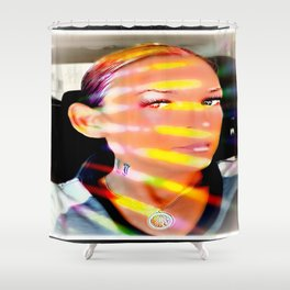 Pre-eminent Candy 01-01 Shower Curtain