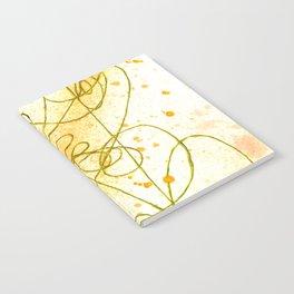 Golden Dream Notebook
