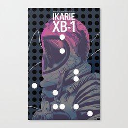 Ikarie XB-1 Canvas Print