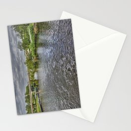 River Nene Orton Mere Stationery Cards