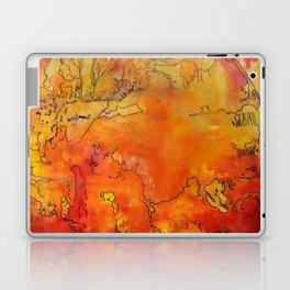 Yellow Dreams Laptop & iPad Skin