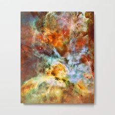 Carina Nebula Metal Print