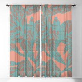 nettlerose Sheer Curtain