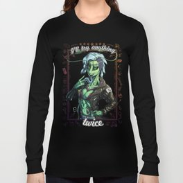 Anything Twice Long Sleeve T-shirt