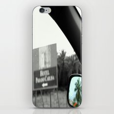 Paradise in the Rearview iPhone & iPod Skin