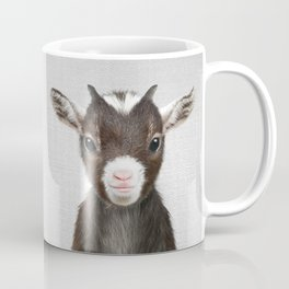 Baby Goat - Colorful Coffee Mug