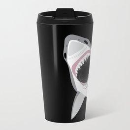 Shark Attack Out of the Deep Travel Mug