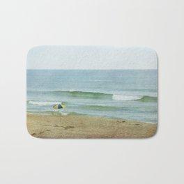 Beach Scene Bath Mat