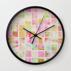 Lemonade No 1 Wall Clock