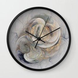 Ogimoz by Jean-François Dupuis Wall Clock