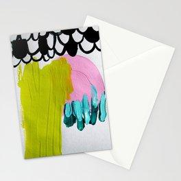Raining  Stationery Cards