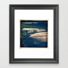 RETIRED Framed Art Print