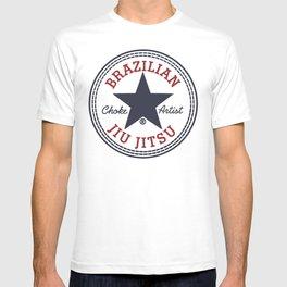 BJJ Choke Artist T-shirt