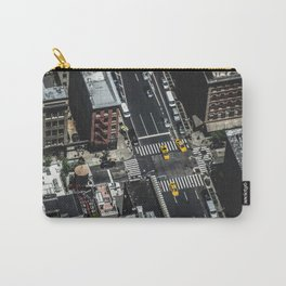 Little Yellow Cabs Carry-All Pouch