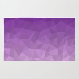 Purple Ombre - Flipped Rug