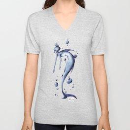 Mermaid 15 Unisex V-Neck