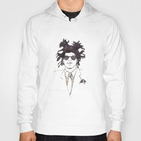basquiat Hoodies featuring Basquiat by K.Fields