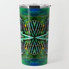 Textures Eye (view 4) Travel Mug