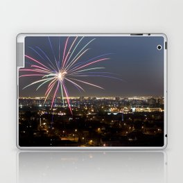 Fireworks. Laptop & iPad Skin