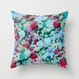 Abstract XXIII Throw Pillow