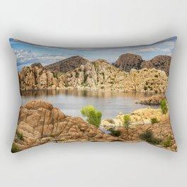 The Dells - Prescott, AZ Rectangular Pillow