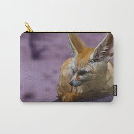 Naranja - Fennec Fox Carry-All Pouch