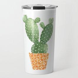Cactus Best Friends - Prickly Pear Travel Mug