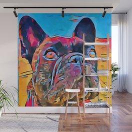 French Bulldog 6 Wall Mural