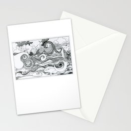 Returning to Wrightsville Beach Stationery Cards