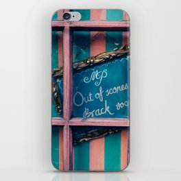 Out of Scones iPhone Skin