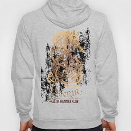 Fenrir: The Monster Wolf of Norse Mythology Hoody
