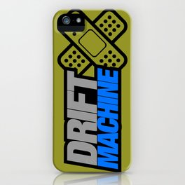 Drift Machine v6 HQvector iPhone Case