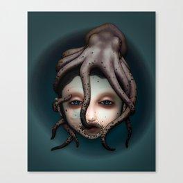 Misfits - Andromeda Canvas Print