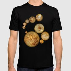 Wood Wood 2 Mens Fitted Tee Black X-LARGE