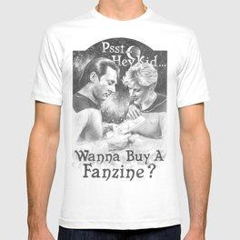 Wanna Buy A Fanzine? T-shirt