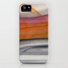 Abstract modern art 01 iPhone Case