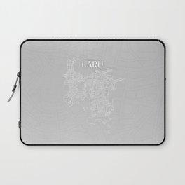 LARU Grey Laptop Sleeve