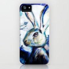 Moonlight Rabbit Slim Case iPhone (5, 5s)