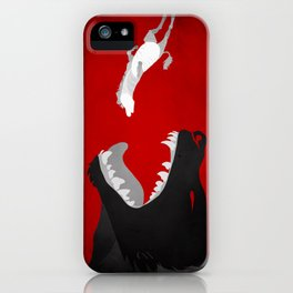 Lunchtime iPhone Case