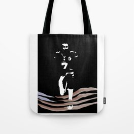 This Matters - Colin Kaepernick Black Lives Matter Protest of Injustice in America Tote Bag