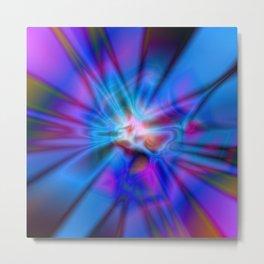 Quantum Electrodynamics Metal Print