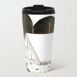 House I Metal Travel Mug