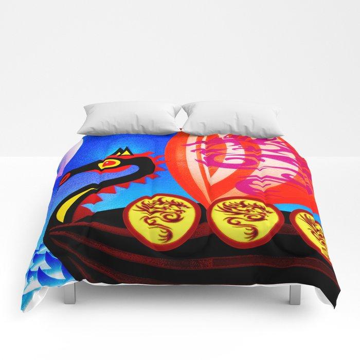TOWARDS VALHALLA Comforters