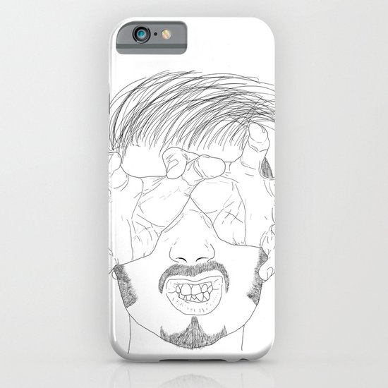 I'm grabbing your eyes baby ! iPhone & iPod Case