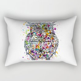 Owl Be Cool Rectangular Pillow