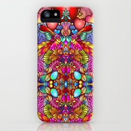 Kayladoodles iPhone Case