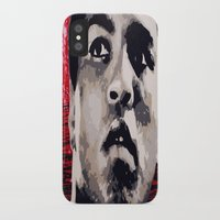 ali iPhone & iPod Cases featuring Ali by CjosephART
