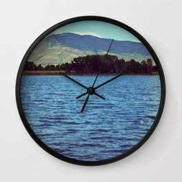 Promise Land Wall Clock