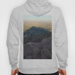 In the Shadow of a Mountain Hoody