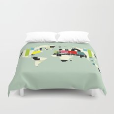 This is not a test Duvet Cover